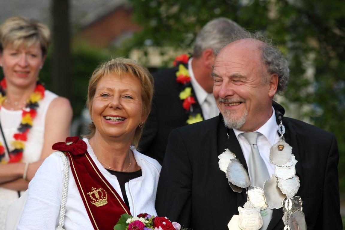 Königspaar 2014